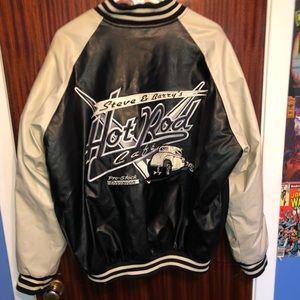 Other - Hot rod cafe varsity jacket